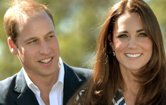 Kate i William wybrali imię dla córeczki /Pool /Getty Images