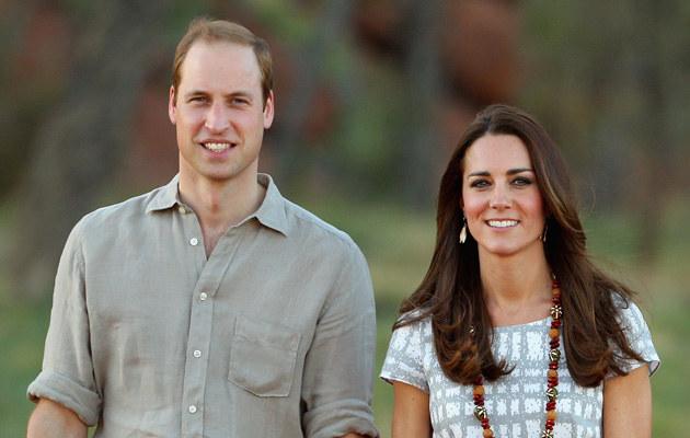 Kate i William /Scott Barbour /Getty Images