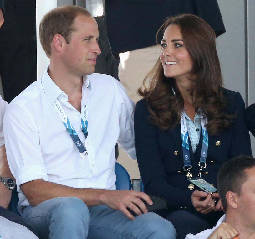 Kate i William /Chris Jackson /Getty Images