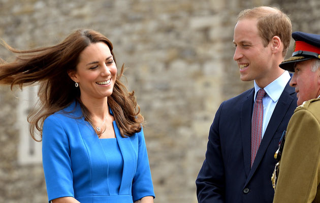 Kate i William /WPA Pool /Getty Images