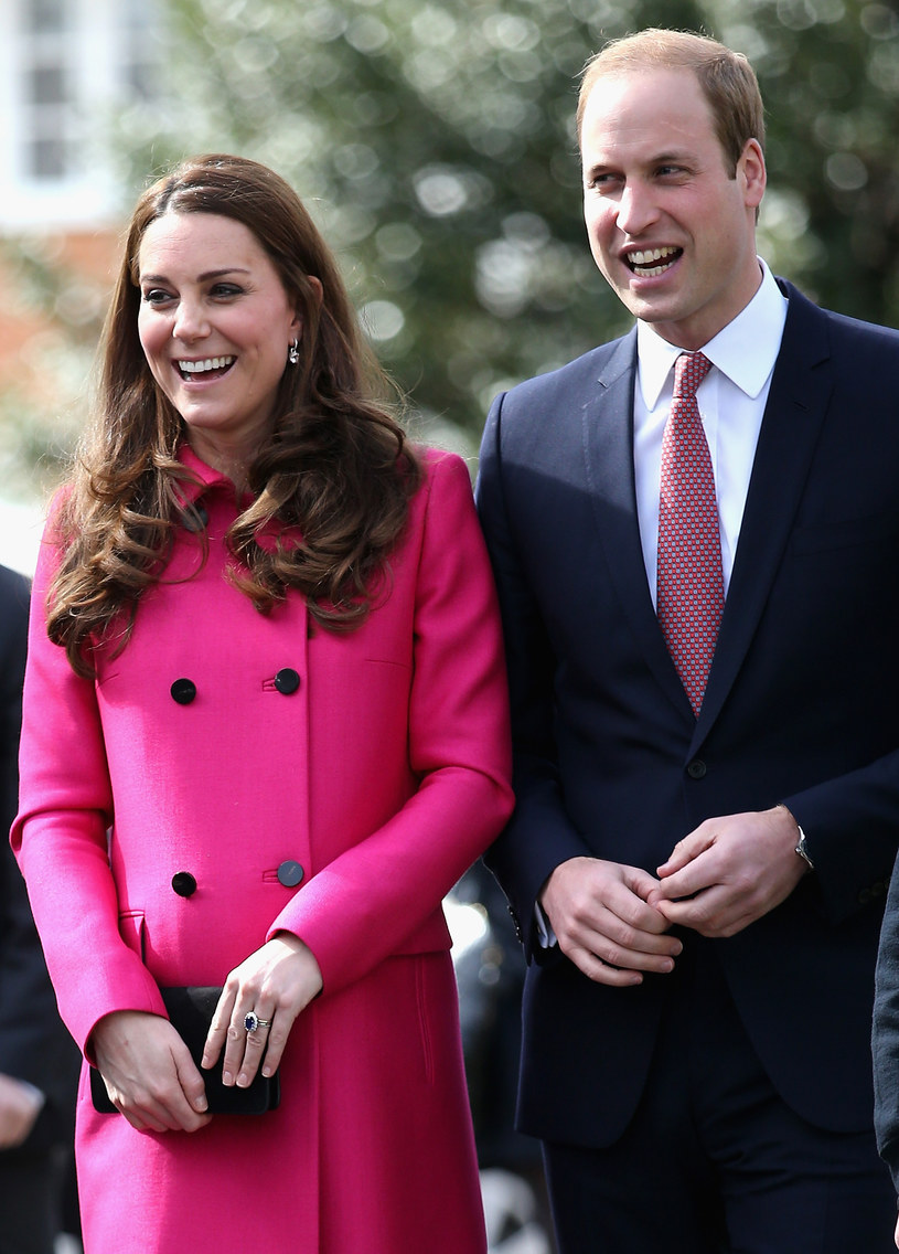 Kate i William /Chris Jackson /Getty Images