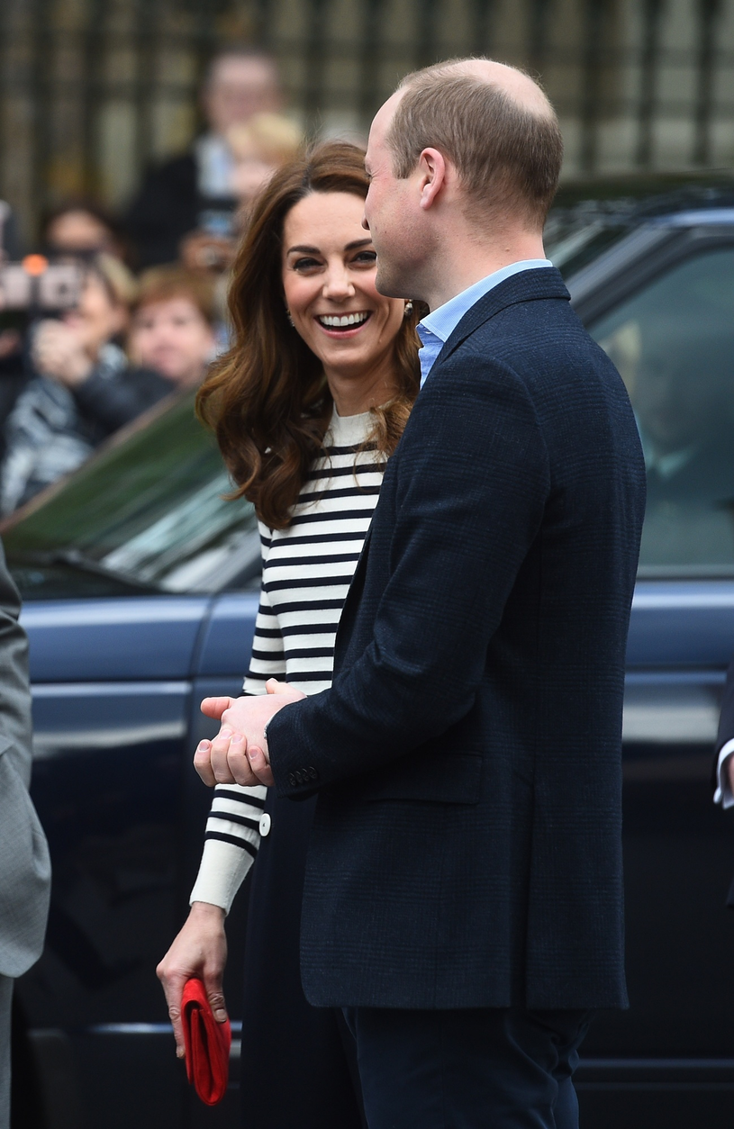 Kate i William /Kirsty O'Connor /East News