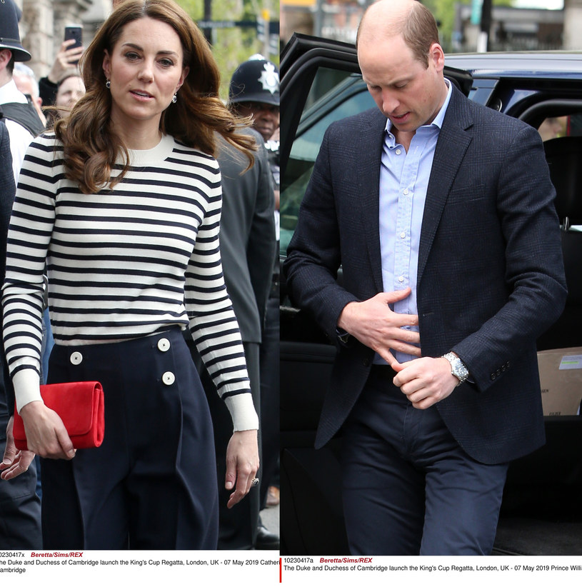 Kate i William /Rex Features /East News