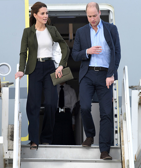 Kate i William /Karwai Tang /Getty Images