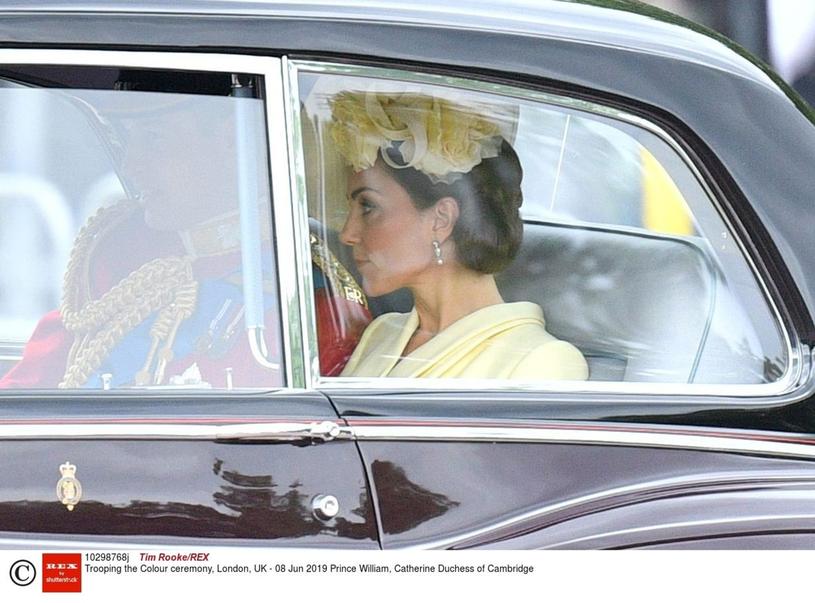 Kate i William /Tim Rooke/REX /East News