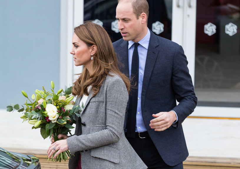 Kate i William /SOPA Images /Getty Images