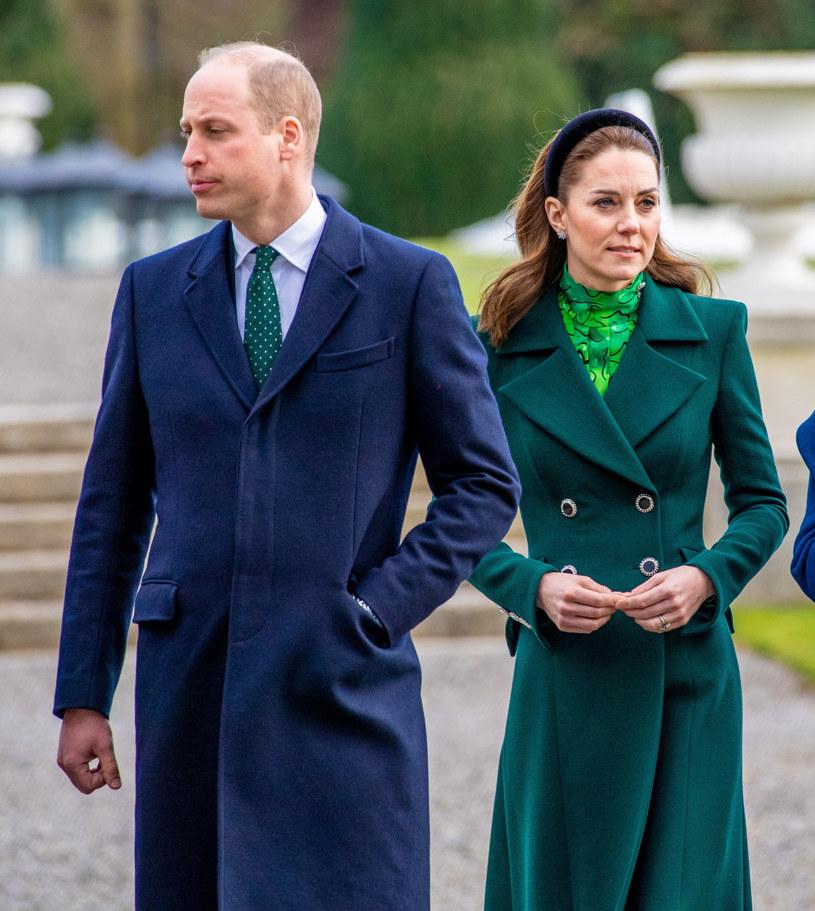 Kate i William /brak /East News