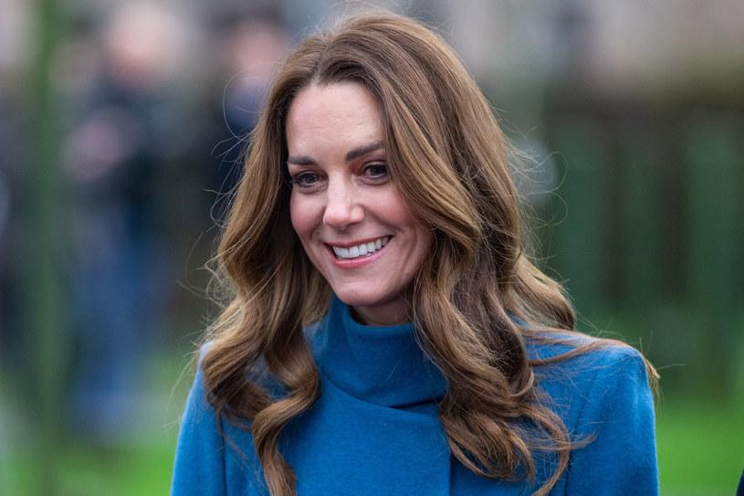 Kate jest uznawana za ikonę stylu /Andy Commins - WPA Pool/Getty Images /Getty Images