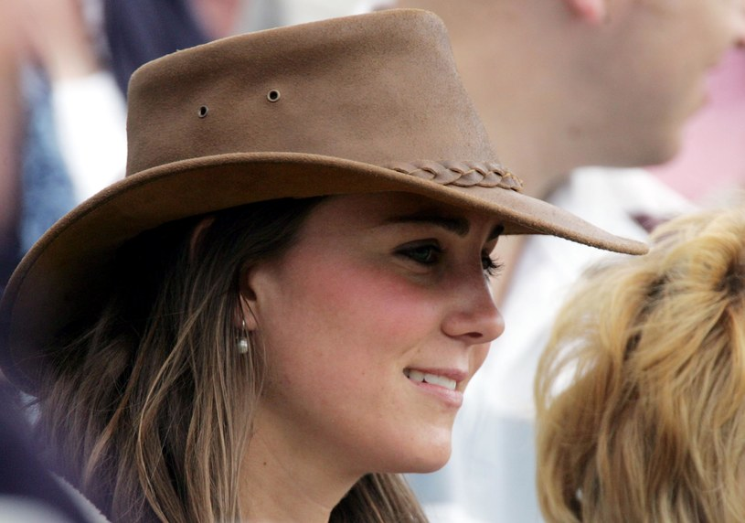 Kate Middleton, 2005 rok /Matt Cardy /Getty Images