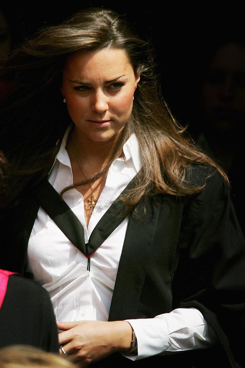 Kate Middleton, 2005 rok /Bruno Vincent /Getty Images