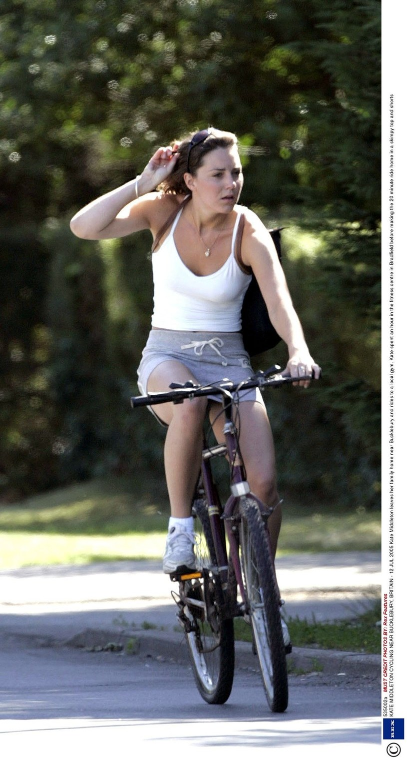 Kate Middleton, 2005 rok /Rex Features /East News
