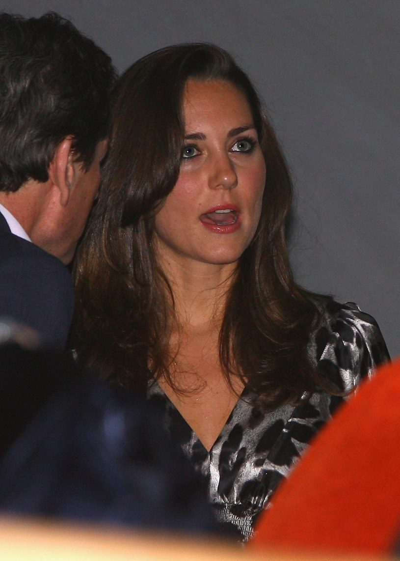 Kate Middleton, 2008 rok /Gareth Cattermole /Getty Images