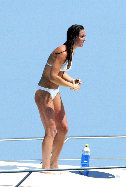 Kate Middleton, 2011 rok /AB1_ROJ_MAD /East News