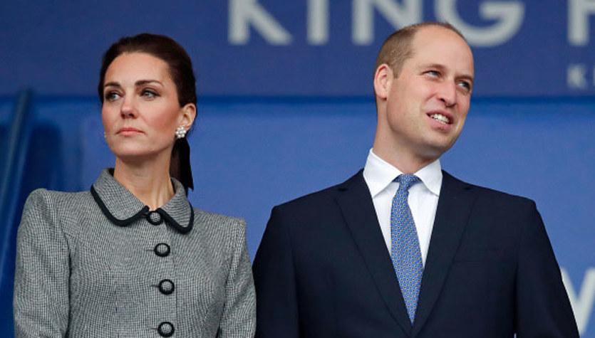 Kate Middleton. Czarno na białym