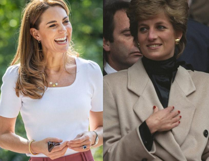 Kate Middleton dokonała zmian w pierścionku Diany /Jack Hill /Pascal Rondeau /Getty Images