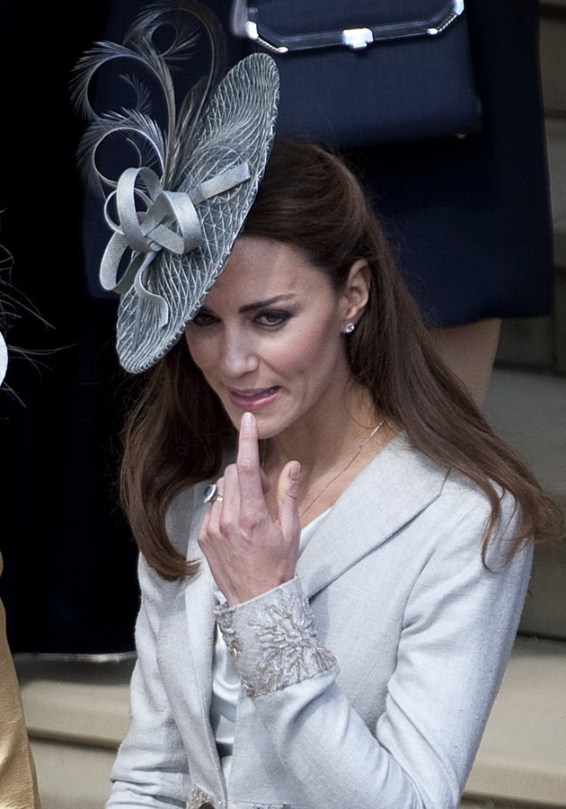 Kate Middleton, fot.Pool  /Getty Images/Flash Press Media