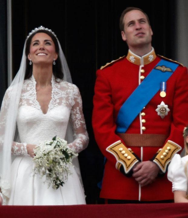 Kate Middleton i książę William, fot. Christopher Furlong  /Getty Images/Flash Press Media