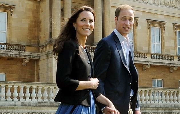 Kate Middleton i książę William, fot. WPA Pool  /Getty Images/Flash Press Media