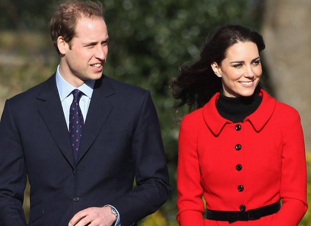 Kate Middleton i Książę William /Getty Images