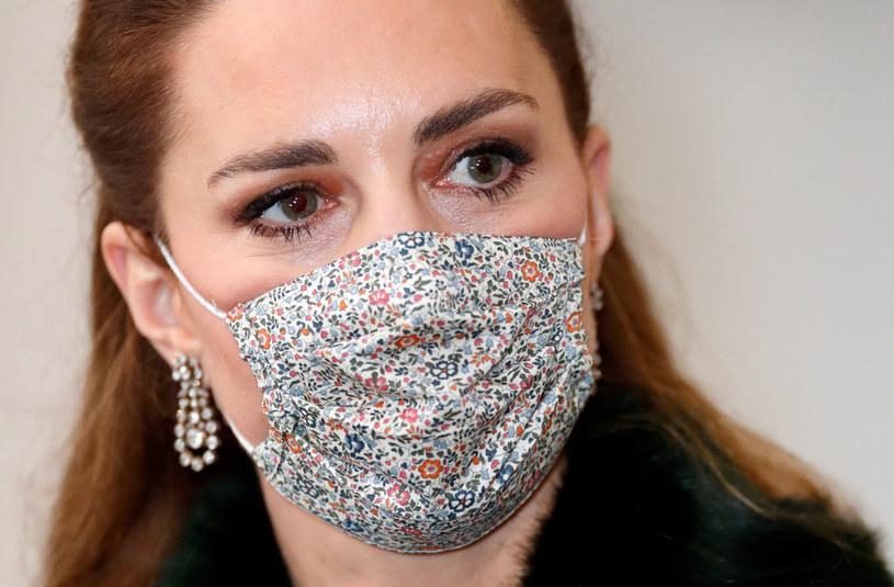 Kate Middleton podobnie jak książę William, zdecydowała się zaszczepić na COVID-19 / Max Mumby/Indigo / Contributor /Getty Images