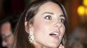 Kate Middleton popełniła faux pas!