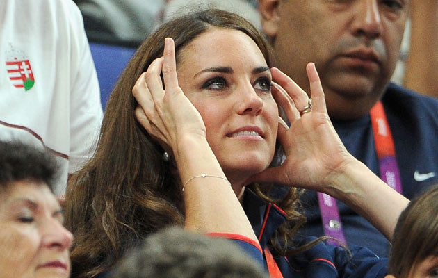 Kate Middleton /Pascal Le Segretain /Getty Images