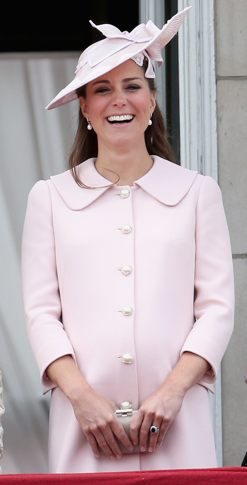 Kate Middleton /- /Getty Images
