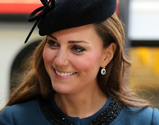 Kate Middleton /AFP