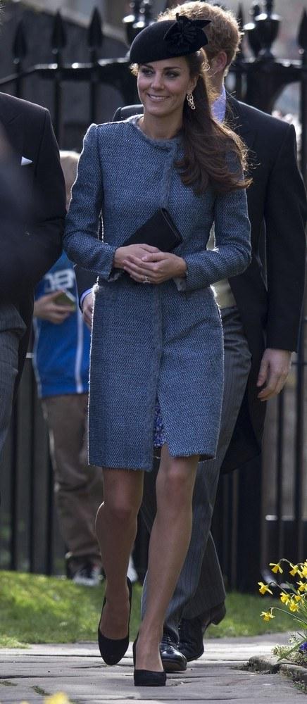 Kate Middleton /Jesal / Tanna / Splash News /East News