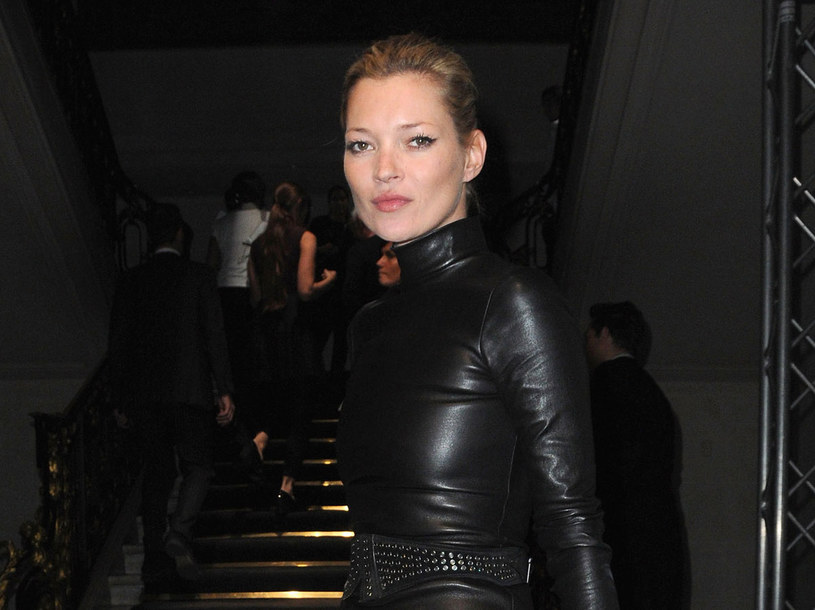 Kate Moss  /Getty Images/Flash Press Media