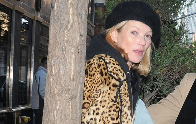 Kate Moss, fot. Arnaldo Magnani  /Getty Images/Flash Press Media