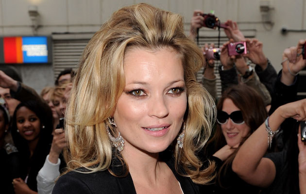 Kate Moss, fot. Gareth Cattermole  /Getty Images/Flash Press Media