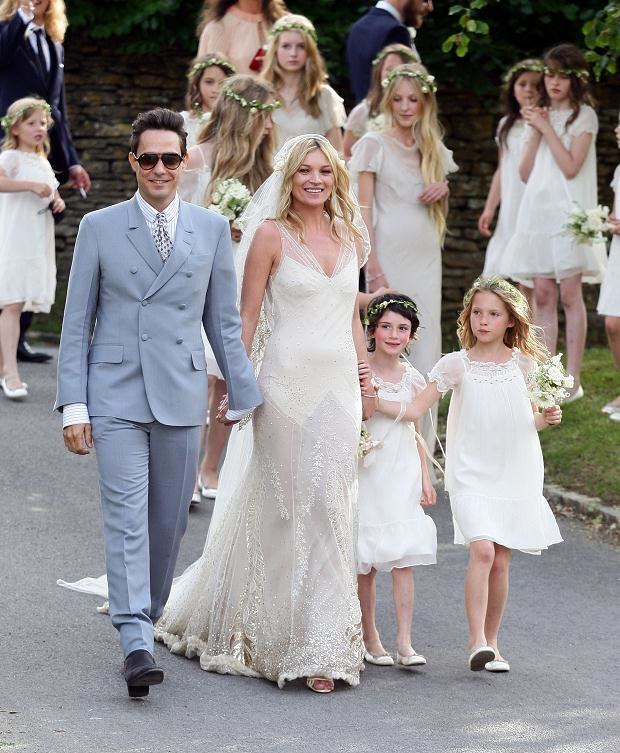 Kate Moss i Jamie Hince  /Splashnews