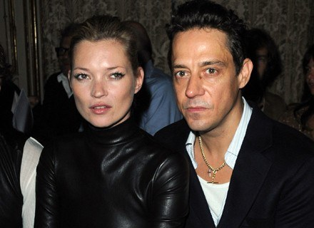 Kate Moss i Jamie Hince /Getty Images/Flash Press Media