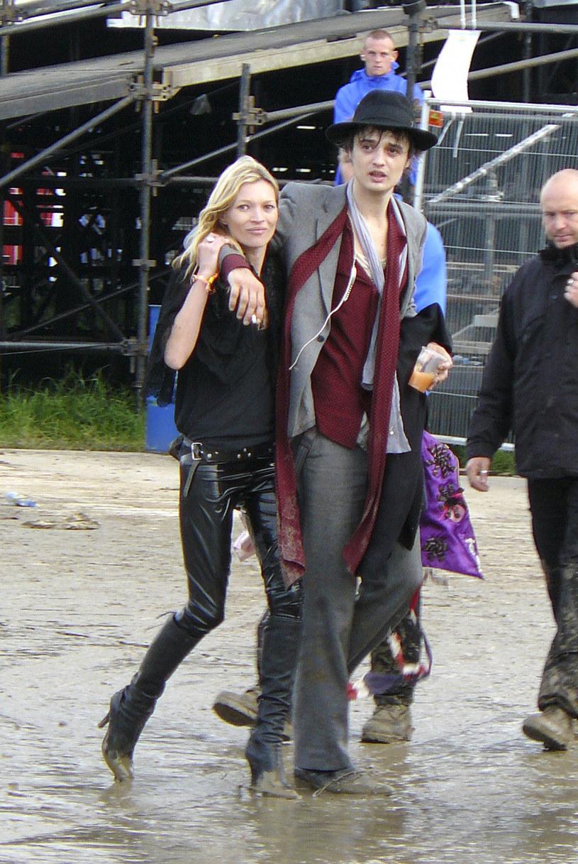 Kate Moss i Pete Doherty-imprezowe życie modelki to już przeszłość /BIG PICTURES/BAUER-GRIFFIN.COM/East News /East News