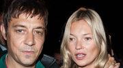 Kate Moss nie widziała się z mężem od trzech miesięcy!