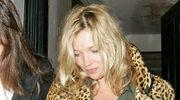 Kate Moss trudna we współpracy