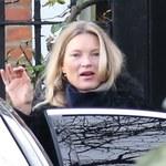 Kate Moss w natualnym wydaniu