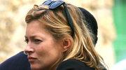 Kate Moss ze złota