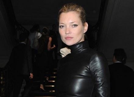 Kate Moss znudziła już moda? /Getty Images/Flash Press Media