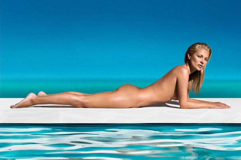 Kate Moss została globalną twarzą marki St. Tropez /materiały prasowe