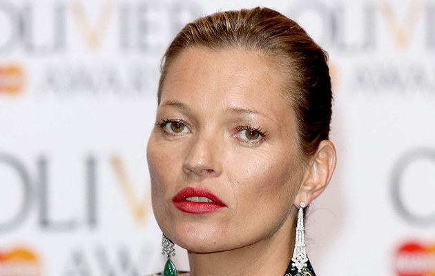 Kate Moss /Tim P. Whitby /Getty Images