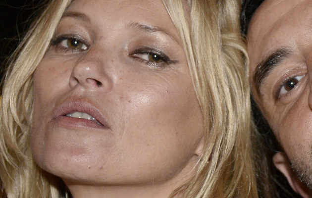 Kate Moss /Fernanda Calfat /Getty Images