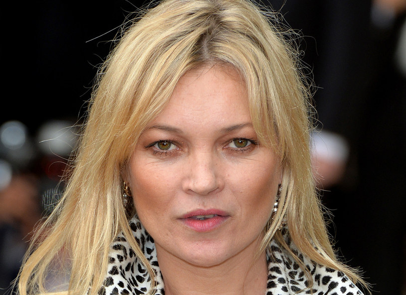 Kate Moss /Getty Images