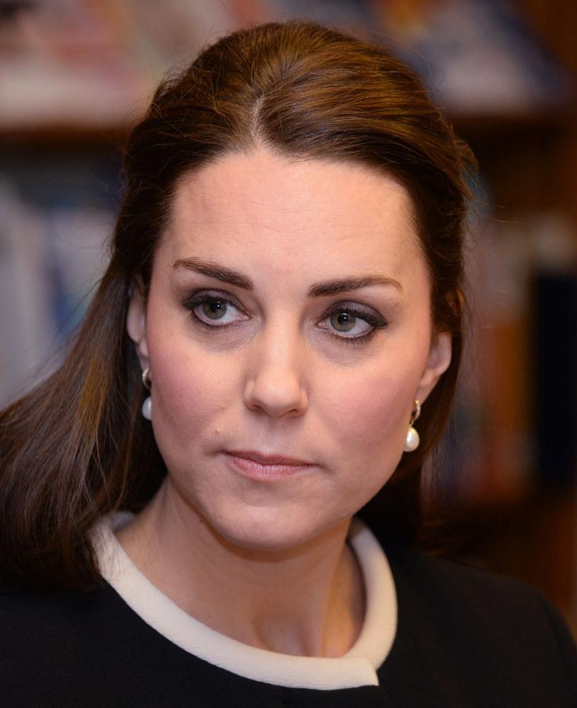 Kate nie była zachwycona tym pomysłem /Pool /Getty Images
