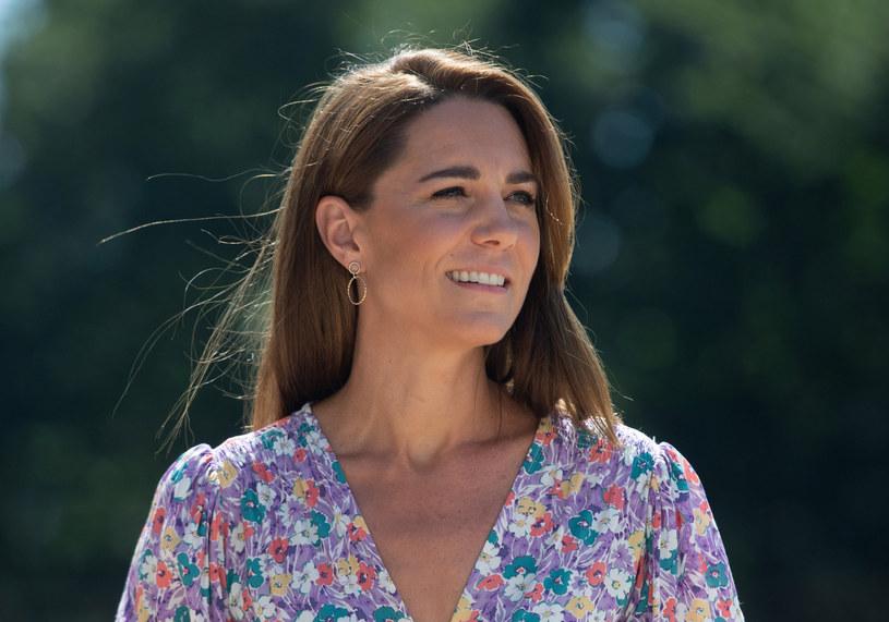 Kate pokochała olejek i używa go regularnie /Pool / i-Images/i-images /East News