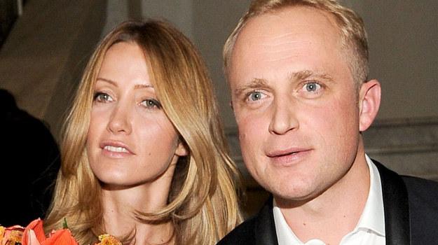 Kate Rozz i Piotr Adamczyk w tym roku spędzą swoje pierwsze wspólne święta! /Agencja W. Impact
