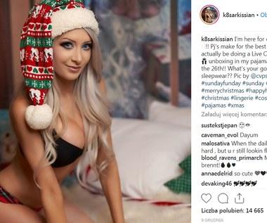 Kate Sarkissian: Świąteczny cosplay