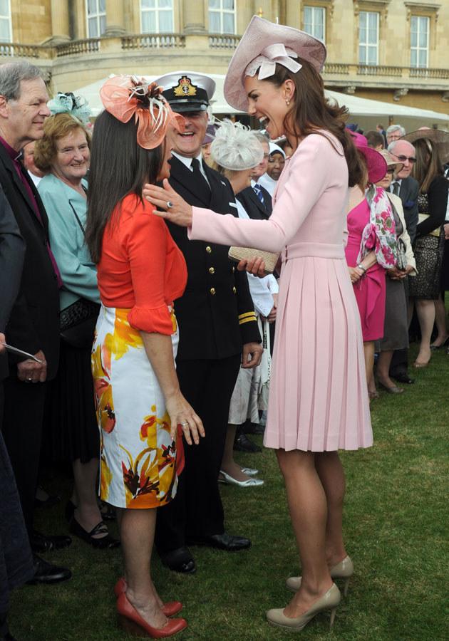 Kate świetnie się odnalazła w roli księżnej i szturmem zdobyła serca serca Brytyjczyków! /WPA Pool /Getty Images