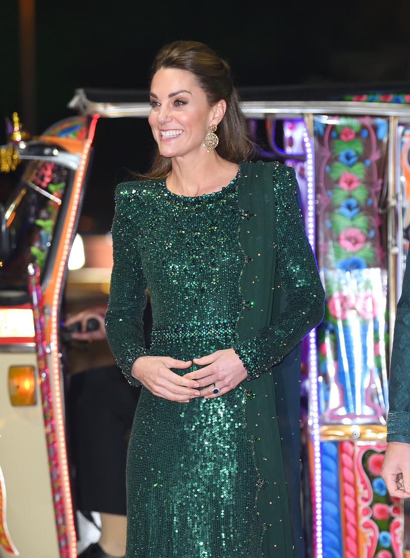 Kate w Pakistanie /Karwai Tang /Getty Images